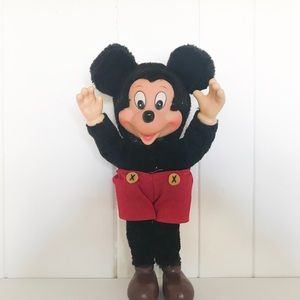 Mickey Mouse Applause Plush